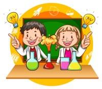 Наука для дошколят